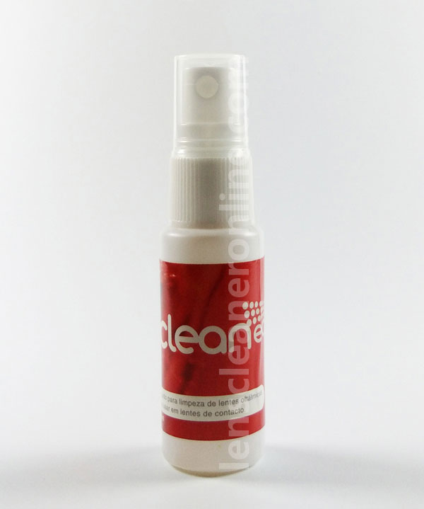 Optics Lens Spray Cleaner